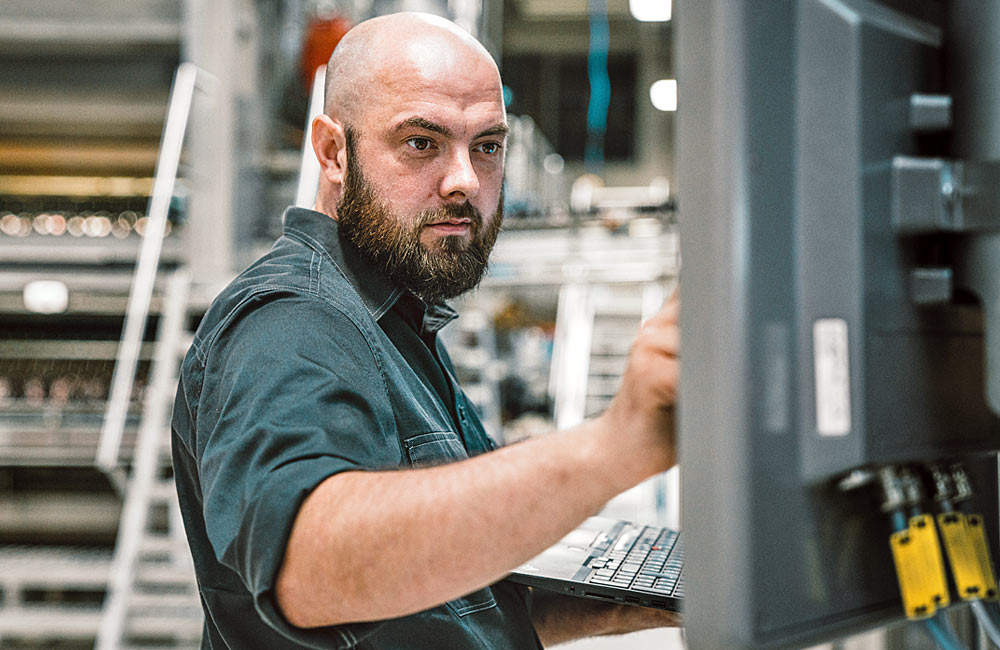 Programmierung Inbetriebnahme Reparatur von Anlagen der Getränkeindustrie
